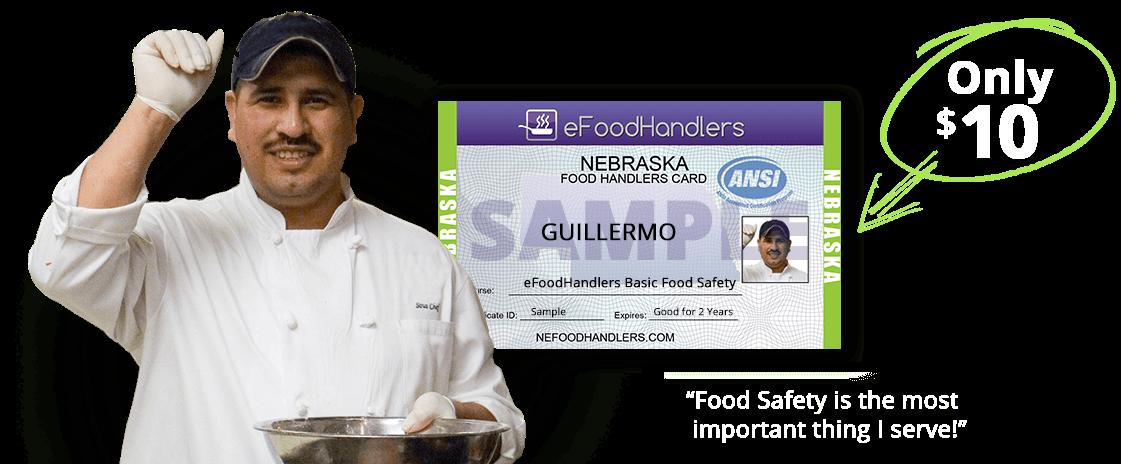 nebraska food handlers card  efoodhandlers®  10